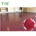 차고 층 Epoxy Acrylic Flakes Coating