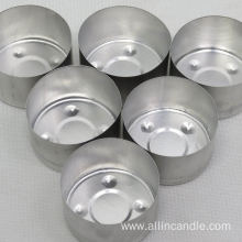 Aluminium Cup For Tea Light Candle Making
