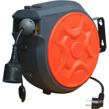 Automatic Extension Retractable Cable Reel