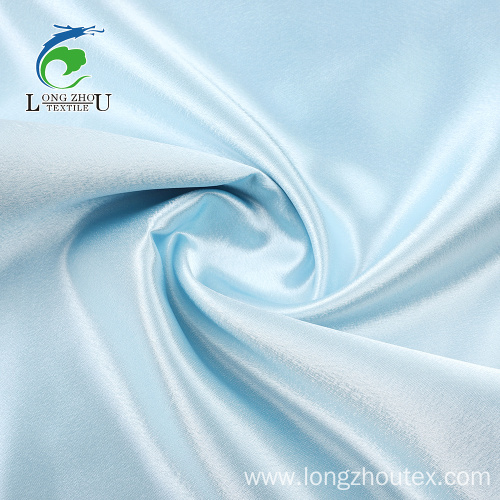 Back Crepe Satin PD Secondary Treatment Fabric