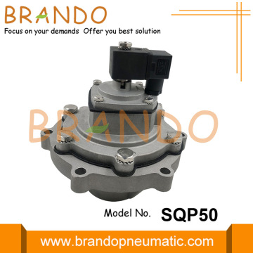SQP50 Turbo Type Pulse Jet Valve 24VDC 220VAC