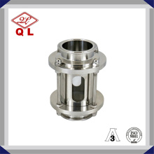 Stainless Steel Sanitary Clamped Straight Sight Glass
