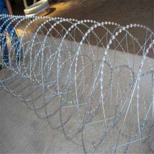 Hot sale safety razor barbed wire for fencing