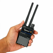 Anti Candid Wireless Camera Detector Gps Rf Mobile Phone Signal Detector Device Tracer Finder WiFi Bug Finder Radio Detection