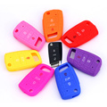 Various Warna Car Key Cover Kanggo Volkswagen Golf7