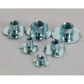 Furniture Four Pronged Tee Nuts