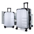 High Quality PC Travel Luggage 4 Spinner Wheels