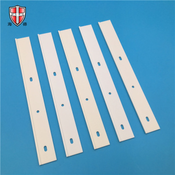 quick heat dissipate alumina ceramic bar strip