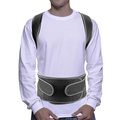 Adult student body hunchback posture plastic