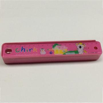plastic multifunctional case-shaped ruler