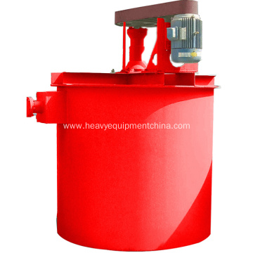 Mining Mixer Agitation Leaching Tank For Mineral Dressing