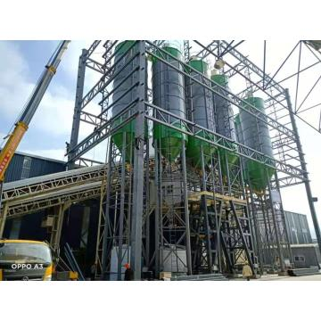 300 ton bolted bulk cement silo for sale