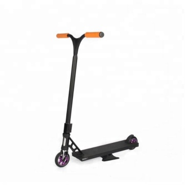 Street Stunt Scooter with TPR Rubber Handgrip