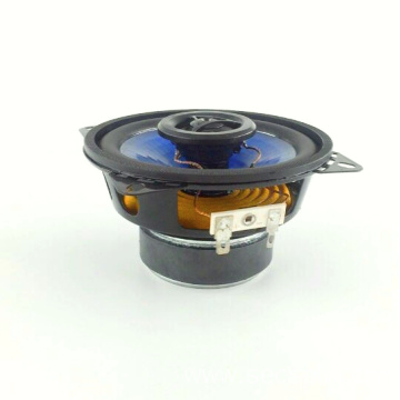 "4 ""Coil 20 Asesoris Mobil Coaxial Speaker"