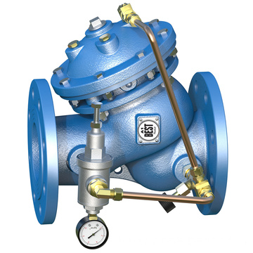Y type Pressure Reducing Valve DN125