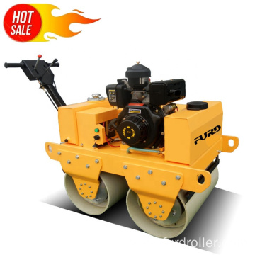 Manufacturer New Mini Vibratory Road Roller Compactor Price for Sale FYL-S600C