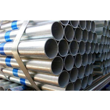 Hebei l290 Galvanized Round Square Steel Pipe