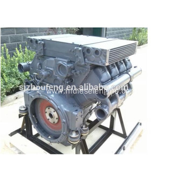 deutz 413 air cooled 8 cyliner engine F8L413FW