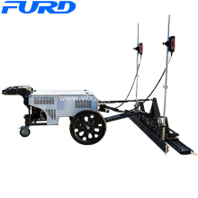 Easy Operated Walk Behind Laser Screed Machine