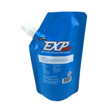 BPA-free packaging bags for mechanical lubricants