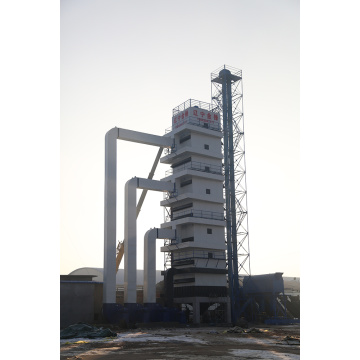 Mixed Countercurrent Circulation Type Grain Dryer