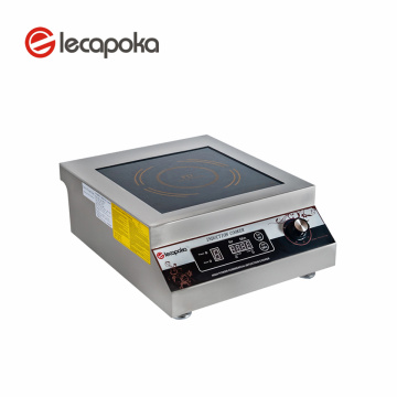 Hot Sale Commercial Cooking Induction Cooker Vertical Cooker