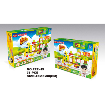 Yuming building blocks 75PCS