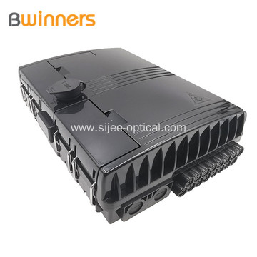 Outdoor IP65 Waterproof 16 Core FTTH Fiber Access Distribution Box
