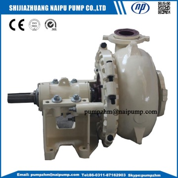 G GH series horizontal gravel pump