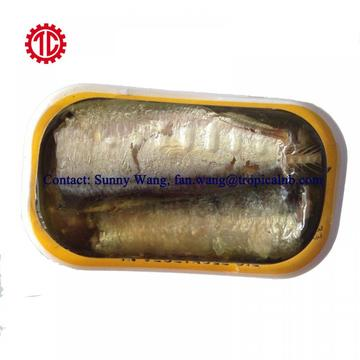 Top Quality Canned Sardine In Soybean Oil