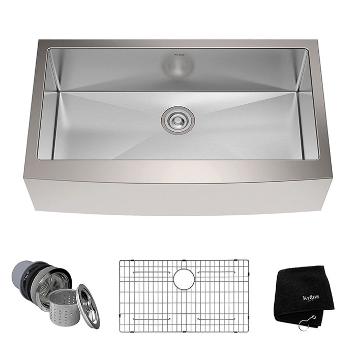 Countertop Laundry Sink
