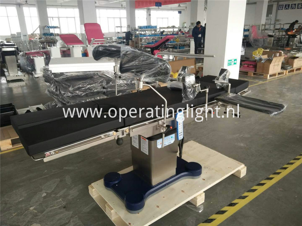 electric hydraulic surgery table01