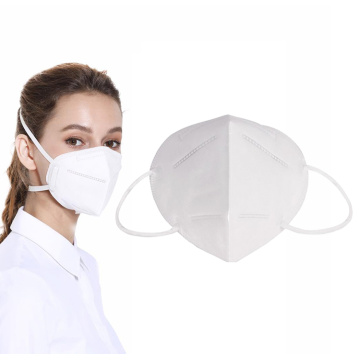 Disposable N95 folding dust protective face mask