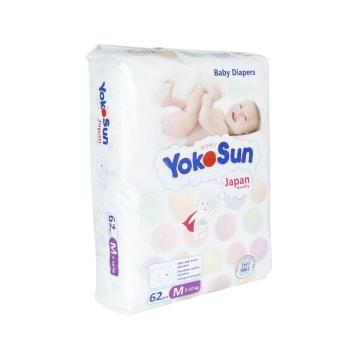 OEM Disposable Elastic Newborn Baby Diapers
