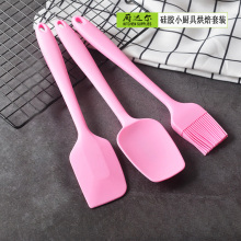 Silicone baking tools set