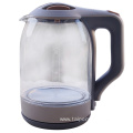 Glass electric home kettle