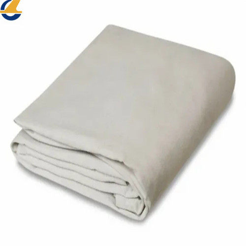 Cotton canvas tarps for truck cover