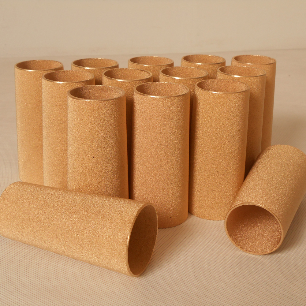 Copper sintered filter