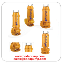 Good Quality Submersible Non-clog Sewage Pump
