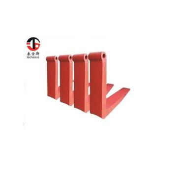 Good quality 2m long  forklift fork extensions