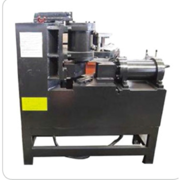 Three-point Agnle Steel Straightening and Bending Machine