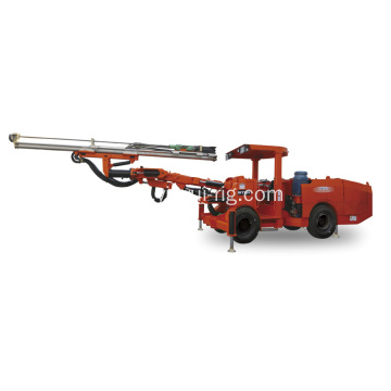 Single-boom Underground Drilling Machine