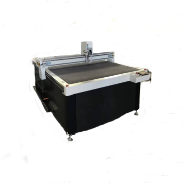 CNC oscillating knife machine cut 40mm EVA