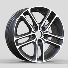 Aluminium Hyuandai Replica Custom Wheel 18X7.5