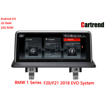 BMW 1 Series F20 F21 Screen Monitor