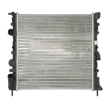Cooling radiator in heater radiator parts for Renault