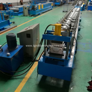 High quality gutter roll forming machine