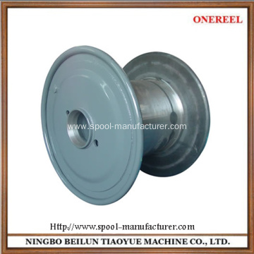 Double Flange Reinforced Steel Reel