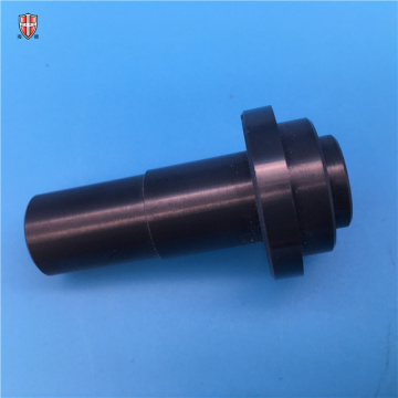 custom made wearable silicon nitride ceramic shaft plunger