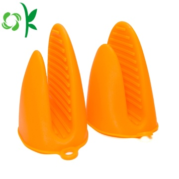 Silicone Material Kitchen Mitts Cooking Gloves Oven Glove